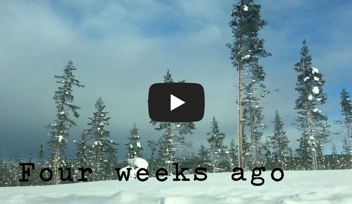 Snowed OUT | Arriving to deep snow off-grid cabin
