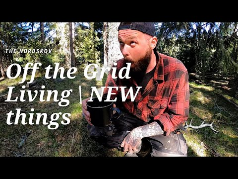 Off the Grid Living   NEW things